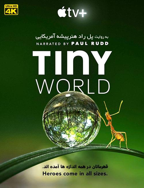 دانلود فصل اول مستند دنیای کوچک Tiny World Season 1 2020