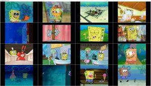 دانلود انیمیشن باب اسفنجی: بوسه مادربزرگ SpongeBob: Grandma's Kisses