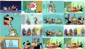 دانلود قسمت ششم انیمیشن دیرین دیرین