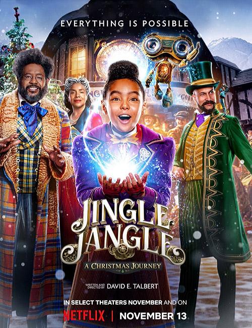 دانلود فیلم Jingle Jangle: A Christmas Journey 2020