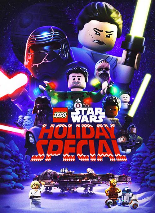 دانلود انیمیشن لگو جنگ ستارگان Lego: Star Wars Holiday Special 2020