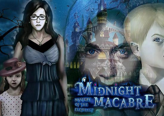 دانلود بازی Midnight Macabre: Mystery of the Elephant Final