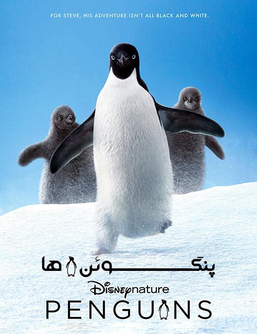 دانلود مستند پنگوئن ها Penguins 2019