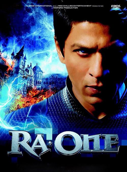 دانلود فیلم هندی را.وان با دوبله فارسی Ra.One 2011