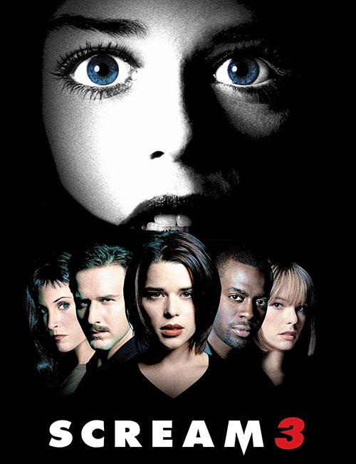 دانلود فیلم جیغ ۳ دوبله فارسی Scream 3 2000