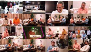 دانلود مسابقه شام ایرانی فصل پانزدهم شب چهارم به میزبانی امیرمهدی ژوله