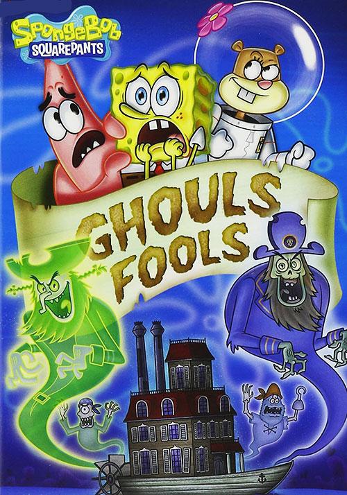 دانلود انیمیشن باب اسفنجی: اشباح دوبله فارسی SpongeBob: Ghosts