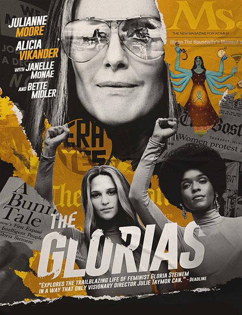 دانلود فیلم گلوریاها The Glorias 2020