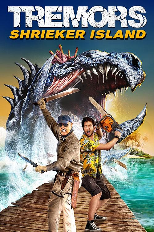 دانلود فیلم رعشه: جزیره شریکر Tremors: Shrieker Island 2020
