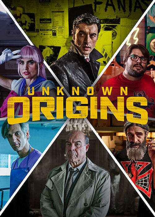 دانلود فیلم اصیل های ناشناخته Unknown Origins 2020