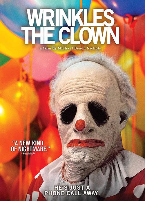 دانلود فیلم دلقک چروکیده Wrinkles the Clown 2019