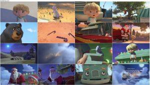 دانلود انیمیشن کامیون سطل زباله کریسمس A Trash Truck Christmas 2020