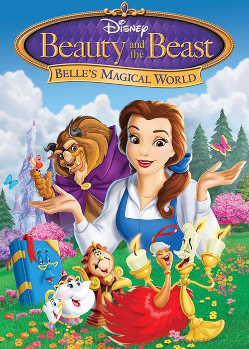 دیو و دلبر 3: دنیای اسرارآمیز بل Beauty and the Beast 3: Belle's Magical World