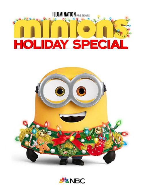 دانلود انیمیشن مینیون ها در تعطیلات ویژه Minions Holiday Special 2020