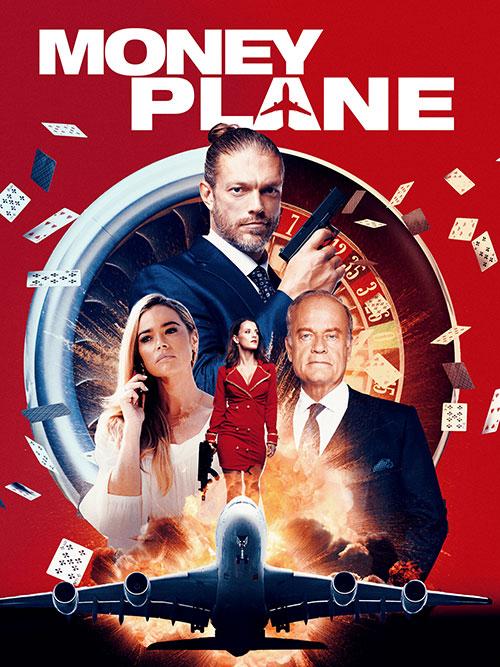 دانلود فیلم Money Plane 2020 هواپیمای پول با دوبله فارسی