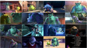 دانلود انیمیشن شرکت هیولاها دوبله فارسی Monsters, Inc. 2001