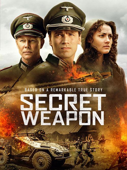 دانلود فیلم اسلحه مخفی Secret Weapon 2019