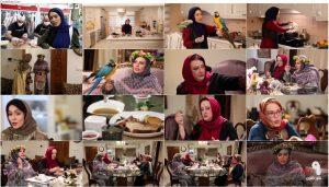 دانلود شام ایرانی به میزبانی شهرزاد کمال زاده, شام ایرانی 2 فصل 8 قسمت 2, فصل هشتم شام ایرانی شب دوم