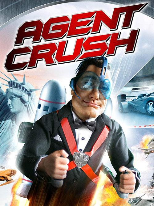 دانلود کارتون مامور کراش با دوبله فارسی Agent Crush 2008