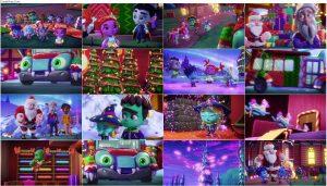 دانلود انیمیشن یاران ابر هیولای سانتا Santa's Super Monster Helpers 2020