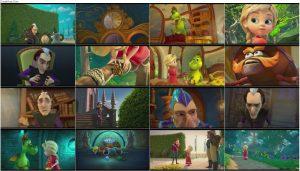 انیمیشن شاهدخت و اژدها Princess and the Dragon 2018