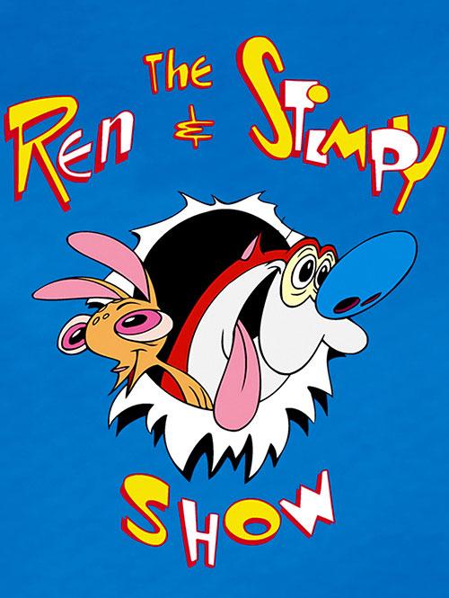 ماجراهای رن و استیمپی با دوبله فارسی The Ren and Stimpy Show 1991