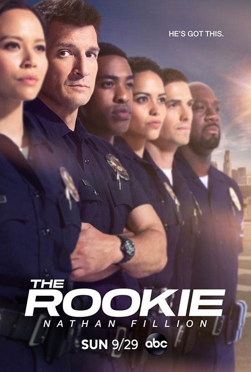 دانلود سریال تازه وارد The Rookie TV Series