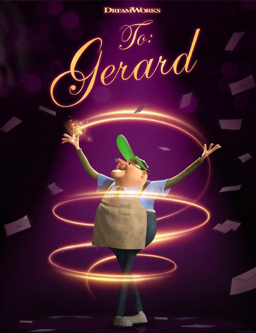 دانلود انیمیشن به جرارد To: Gerard 2020
