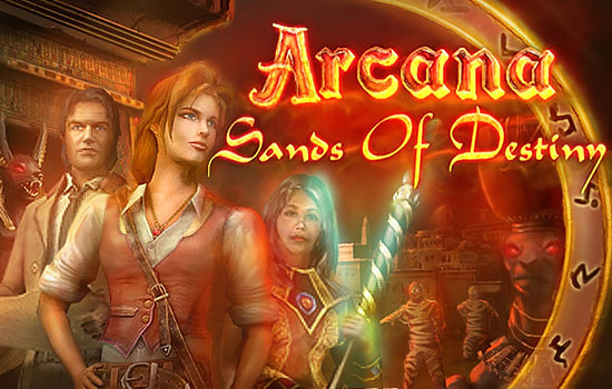 دانلود بازی Arcana Sands of Destiny Collector's Edition