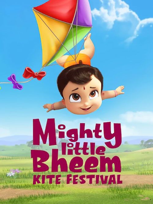 دانلود انیمیشن Mighty Little Bheem: Kite Festival 2021