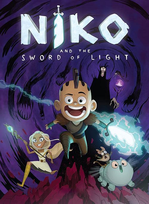 نیکو و شمشیر نورانی Niko and the Sword of Light
