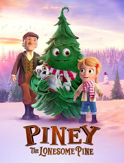 دانلود انیمیشن پاینی: درخت تک و تنها Piney: The Lonesome Pine 2019