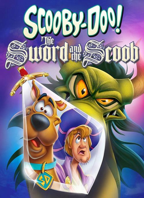 دانلود انیمیشن Scooby-Doo! The Sword and the Scoob 2021
