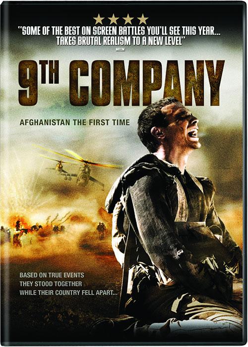 دانلود فیلم گروهان نهم 9th Company 2005