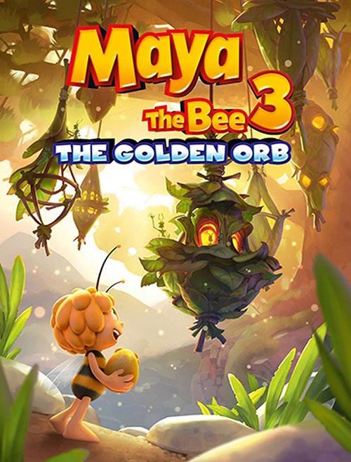 دانلود انیمیشن مایا زنبور عسل گوی طلایی Maya the Bee 3: The Golden Orb 2021