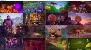 مایا زنبور عسل گوی طلایی Maya the Bee 3: The Golden Orb 2021
