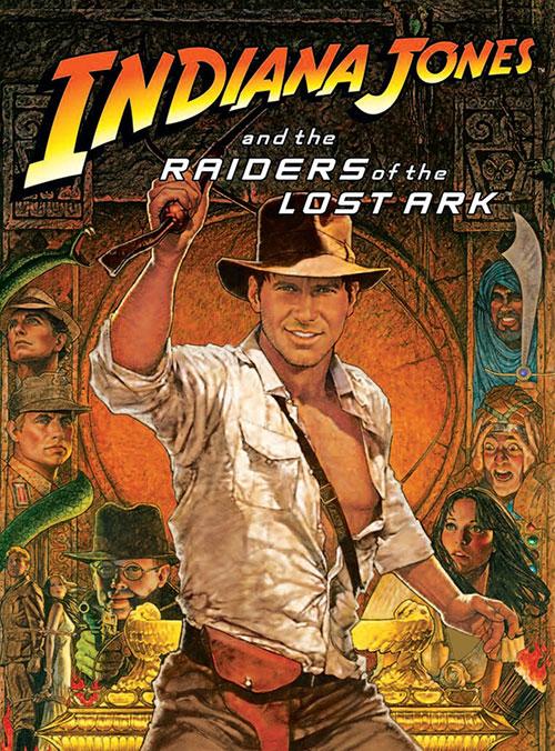 ایندیانا جونز و مهاجمان صندوقچه گمشده Indiana Jones and the Raiders of the Lost Ark