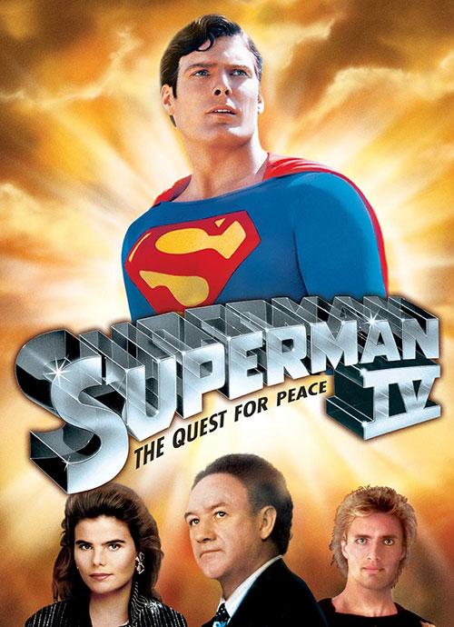 دانلود فیلم سوپرمن ۴ با زیرنویس فارسی Superman IV 1987