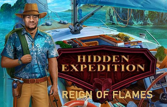 دانلود بازی Hidden Expedition 20: Reign of Flames Collector's Edition