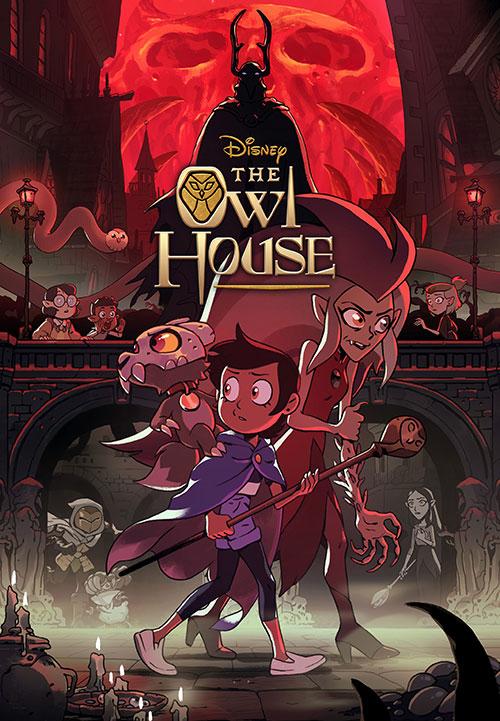 دانلود فصل دوم انیمیشن خانه جغد The Owl House 2021