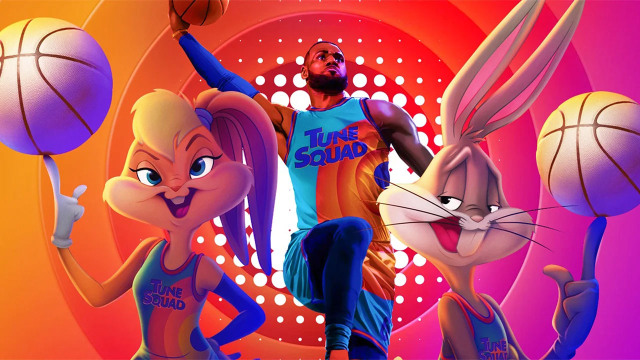 Space Jam A New Legacy2021
