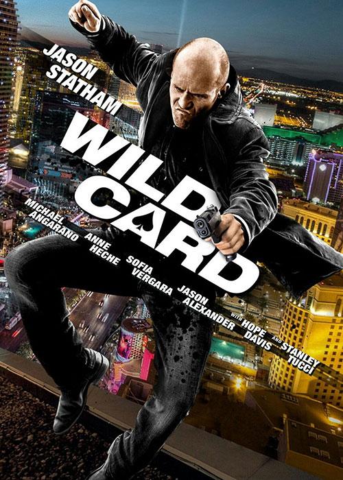دانلود فیلم ضربه وایلد با دوبله فارسی Wild Card 2015
