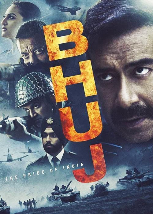 دانلود فیلم بوج: افتخار هند Bhuj: The Pride of India 2021