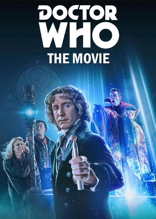 دانلود فیلم دکتر هو Doctor Who 1996