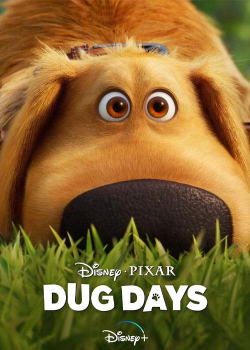 دانلود انیمیشن روزهای داگ Dug Days 2021