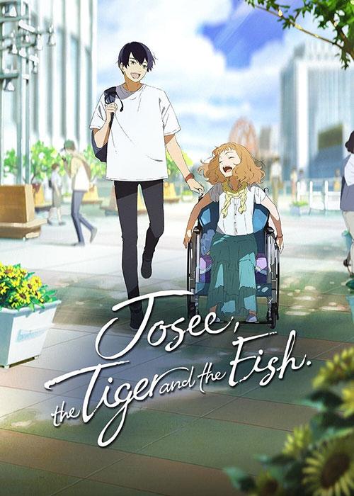 ژوزی: حکایت ببر و ماهی Josee: The Tiger and the Fish 2020