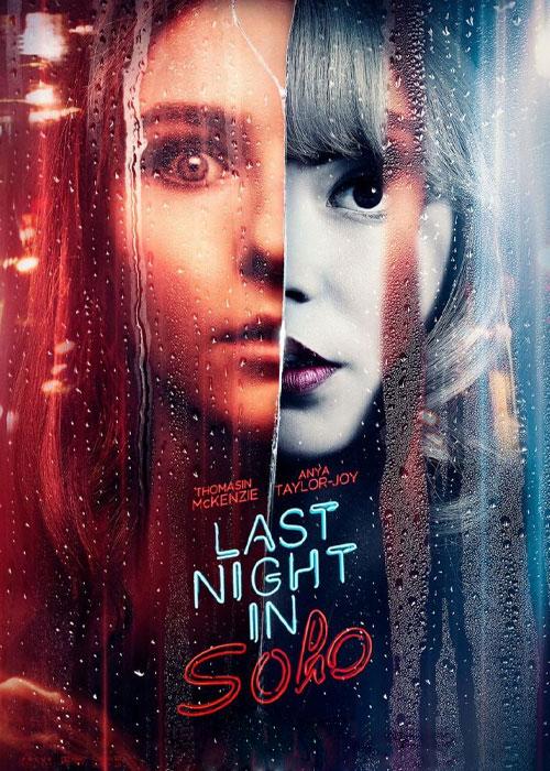 دانلود فیلم آخرین شب در سوهو Last Night in Soho 2021