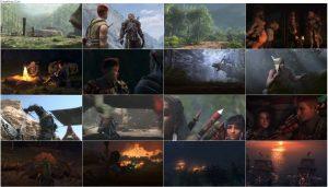 انیمیشن شکارچی هیولا: افسانه های صنف Monster Hunter: Legends of the Guild 2021