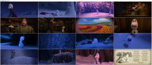 انیمیشن روزی روزگاری یک آدم برفی Once Upon a Snowman 2020