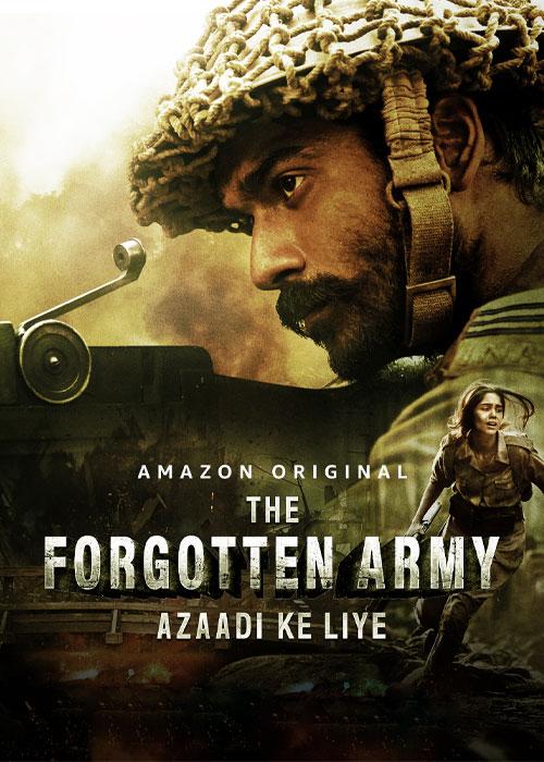 دانلود سریال ارتش فراموش شده The Forgotten Army 2020